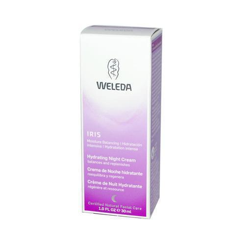 Weleda Night Cream Iris - 1 Fl Oz - Kkdu Market