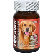 Petguard Multi-vitamin And Mineral - For Dogs - 50 Tablets - Kkdu Market