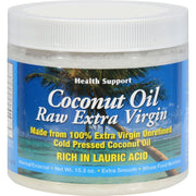 Health Support Raw Coconut Oil - 15.3 Fl Oz - Kkdu Market
