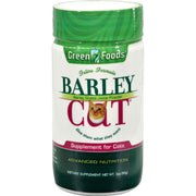 Green Foods Barley Cat - 3 Oz - Kkdu Market