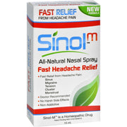 Sinol Headache Relief Nasal Spray - 15 Fl Oz - Kkdu Market
