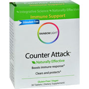 Rainbow Light Counter Attack - 30 Tablets - Kkdu Market