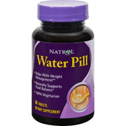 Natrol Water Pill - 60 Tablets - Kkdu Market