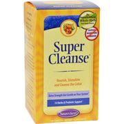 Nature's Secret Super Cleanse - 100 Tablets - Kkdu Market