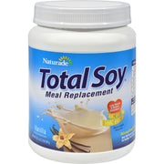 Naturade Total Soy Meal Replacement - Vanilla - 19.05 Oz - Kkdu Market