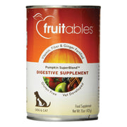 Fruitables Canned Dog Food - Pumpkin Superblend - 15 Oz - Kkdu Market