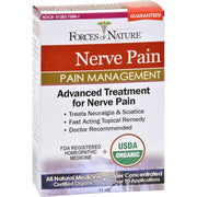 Forces Of Nature Organic Nerve Pain Management - 11 Ml - Kkdu Market