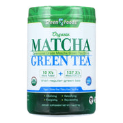 Green Foods Organic Matcha Green Tea - 11 Oz - Kkdu Market