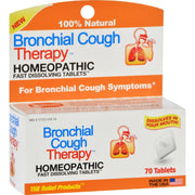 Trp Bronchial Cough Therapy - 70 Tablets - Kkdu Market