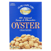 Olde Cape Cod Oyster Crackers - Trans Fat - 8 Oz.
