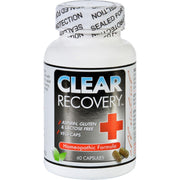 Clear Products Clear Recovery - 60 Cap - Kkdu Market