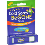 Cold Sores Begone Cold Sore Treatment Display Center - .15 Oz - Kkdu Market