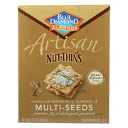 Blue Diamond Artisan Nut-thins -multi-seeds - 4.25 Oz