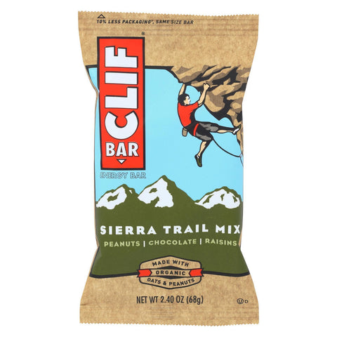 Clif Bar - Sierra Trail Mix - Pack Of 12 - 2.4 Oz - Kkdu Market