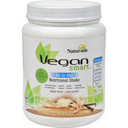 Naturade All-in-one Vegan Vanilla Shake - 22.75 Oz - Kkdu Market