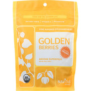 Navitas Naturals Goldenberries - Organic - 8 Oz - Pack Of 12 - Kkdu Market