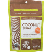 Navitas Naturals Coconut Palm Sugar - Organic - 16 Oz - Pack Of 6 - Kkdu Market