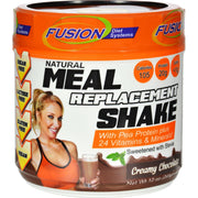 Fusion Diet Systems Meal Replacement Shake - Creamy Chocolate - 12 Oz - Kkdu Market