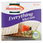 Manischewitz Everything Matzos - 10 Oz.