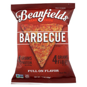 Beanfields Bean And Rice Chips - Barbecue - Pack Of 24 - 1.5 Oz. - Kkdu Market
