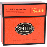 Smith Teamaker Iced Tea - Exceptional - Pack Of 6 - 10 Bags - Kkdu Market