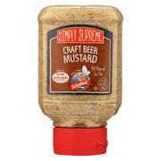Woeber's Simply Supreme Craft Beer Mustard - Pack Of 6 - 10 Oz. - Kkdu Market