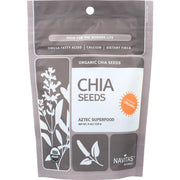 Navitas Naturals Chia Seeds - Organic - Raw - 4 Oz - Pack Of 12 - Kkdu Market