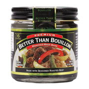 Better Than Bouillon Seasoning - Roasted Beef Base - Pack Of 8 - 3.5 Oz. - Kkdu Market