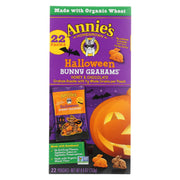 Annie's Homegrown Bunny Grahams Honey And Chocolate - Pack Of 6 - 8.9 Oz - Kkdu Market