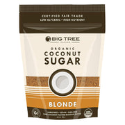 Big Tree Farms Organic Coconut Sugar - Blonde - Pack Of 6 - 32 Oz. - Kkdu Market