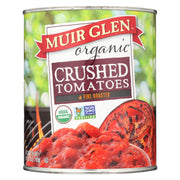 Muir Glen Organic Tomatoes - Fire Roasted Crushed - 28 Oz