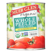 Muir Glen Organic Tomatoes - Whole Plum Peeled - 28 Oz