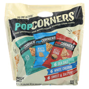 Popcorners - 18 Ct Variety Pack - Case Of 4 - 19.8 Oz
