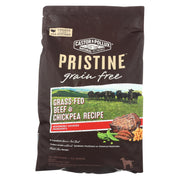Castor And Pollux - Pristine Grain Free Dry Dog Food - Beef And Chickpea - 10 Lb.