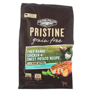 Castor And Pollux - Pristine Grain Free Dry Dog Food - Chicken And Sweet Potato - 10 Lb.