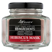 S.w. Basics - 3 Ingredients Hibiscus Mask - 2 Oz. - Kkdu Market