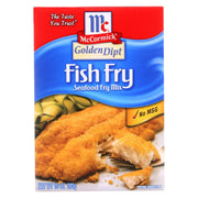 Golden Dipt Breading - Fish Fry - Pack Of 8 - 10 Oz - Kkdu Market