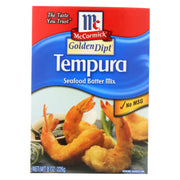 Golden Dipt Breading - Tempura Mix - Pack Of 8 - 8 Oz - Kkdu Market
