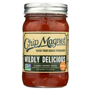 Chip Magnet Salsa Sauce Appeal Salsa - Wildly Delicious - Pack Of 6 - 16 Oz - Kkdu Market