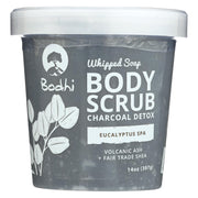 Bodhi Body Scrub - Eucalyptus Spa - Pack Of 1 - 14 Oz. - Kkdu Market