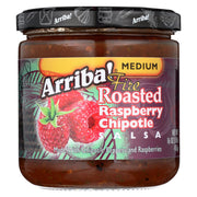 Arriba - Salsa Raspberry Chipotle - Case Of 6-16 Oz.