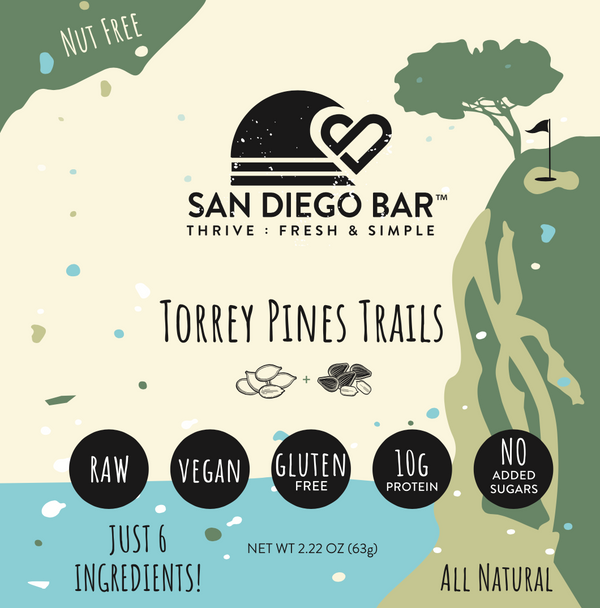 Torrey Pines Trails (12pack)