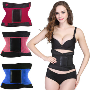 Double-Strap Waist Trainer: Workout or Anytime Wear