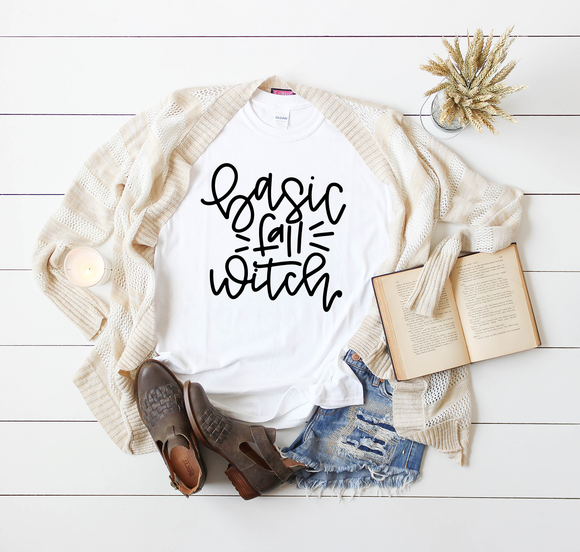 Basic Fall Witch | Tee & Tanks