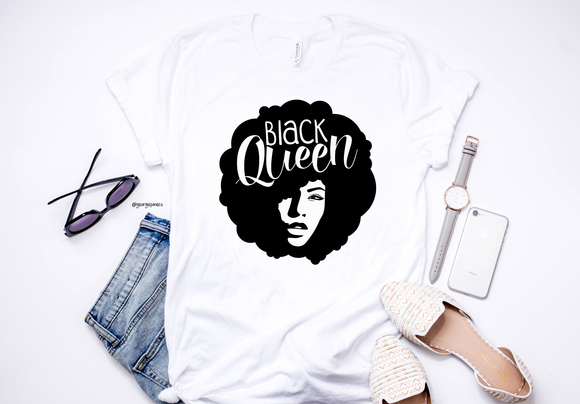 Black Queen | Women's Tee