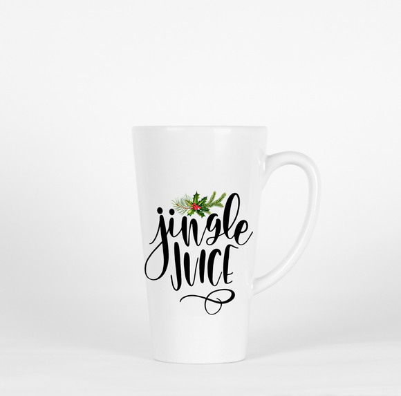 Jingle Juice Latte Mug
