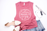 Proverbs 31 & Tupac | Women's Top