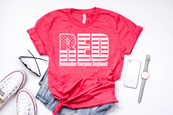 Red Friday Tee