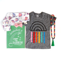 Happy Rainbow | Kids Tee