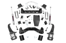 6IN FORD SUSPENSION LIFT KIT (04-08 F-150 4WD)